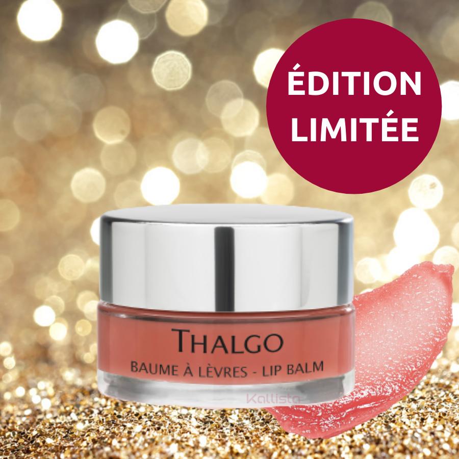 Baume à Lèvres Rosé Thalgo - Effet sublimé - Kiss Collection