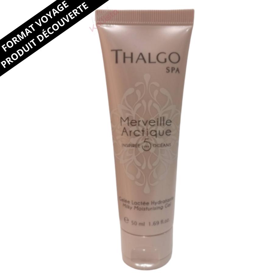 Gelée Lactée Hydratante Thalgo - Format voyage 50 ml