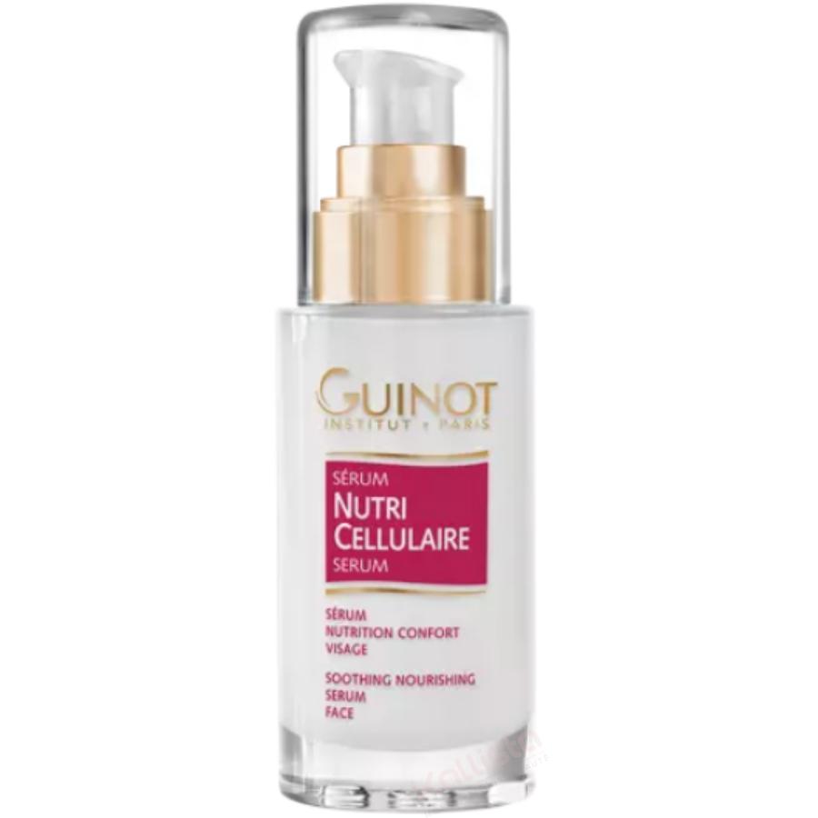Sérum Nutri-Cellulaire Guinot - Sérum nourrissant et revitalisant