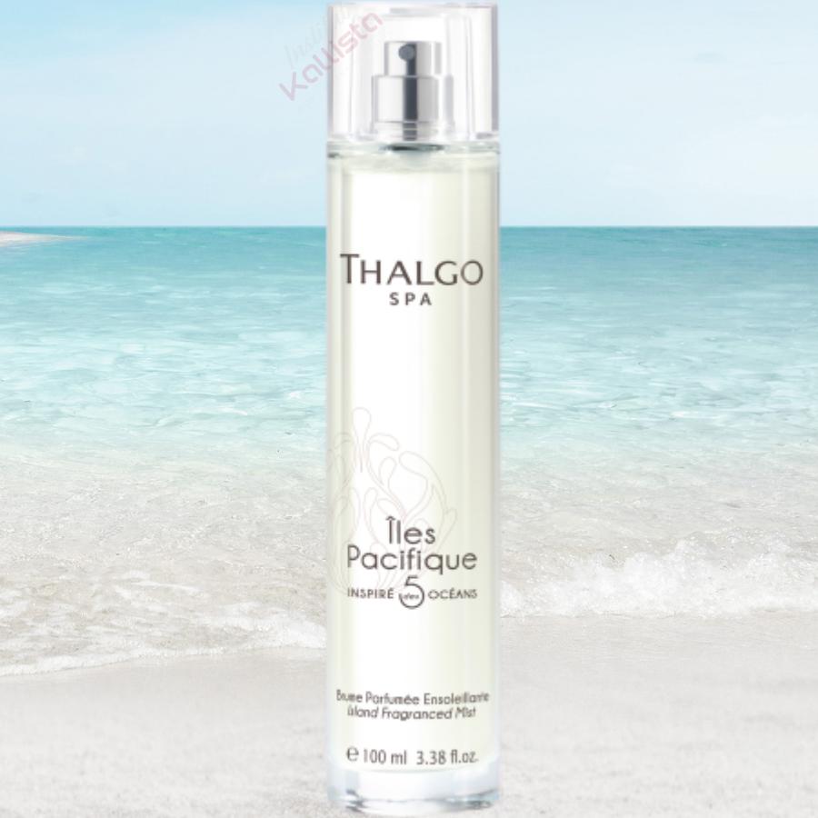 Brume Parfumée Ensoleillante Thalgo : parfum Mono-Vanille - Îles Pacifique