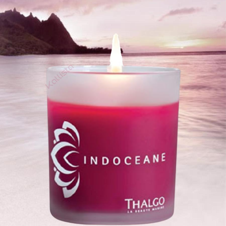 Bougie Parfumée Thalgo : relaxante, apaisante - Indocéane