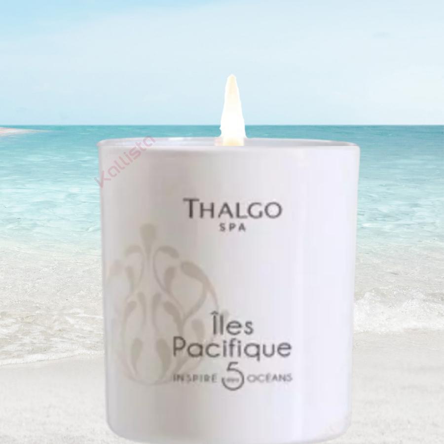 Bougie Parfumée Pacifique Monoï Vanille Thalgo