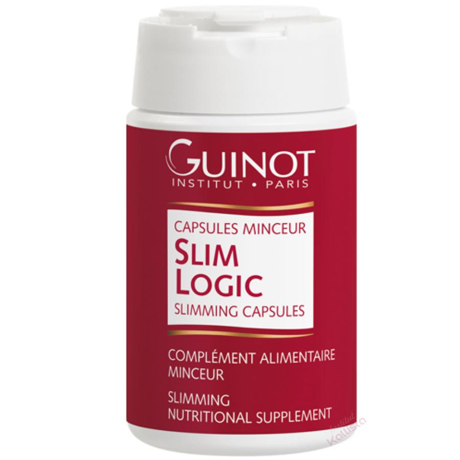 Capsules Minceur Slim Logic Guinot - Brûler les graisses, maintenir le poids