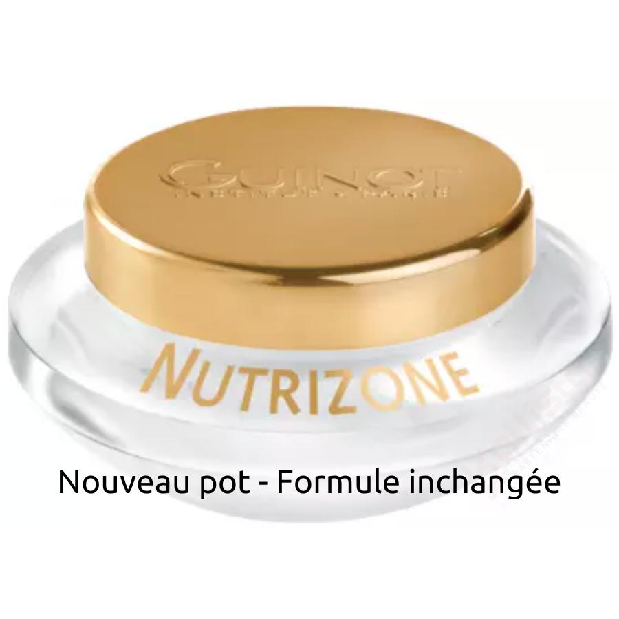 Nutrizone Guinot - Crème visage haute nutrition et protectrice