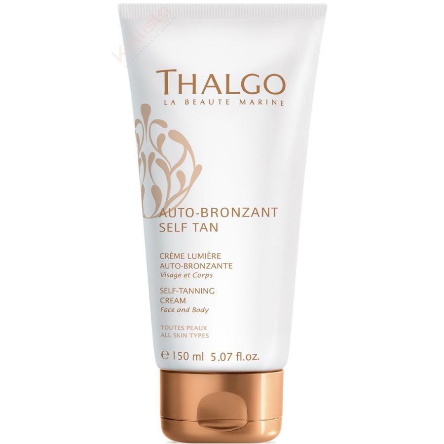 Autobronzant Thalgo - Crème lumière autobronzante