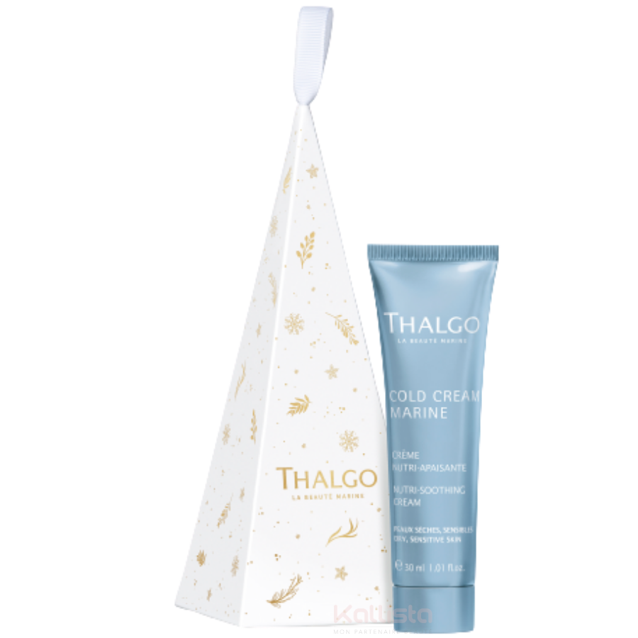 Surprise Thalgo - Crème visage Nutri-Apaisante 30 ml - Peaux sèches