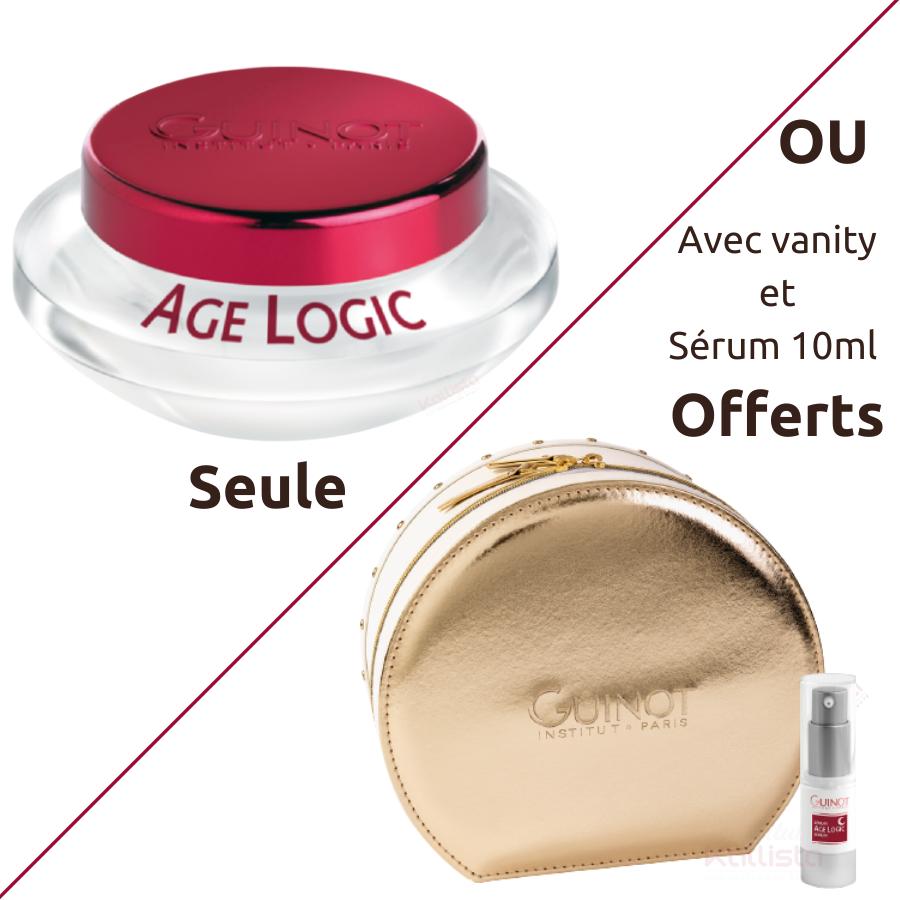 Âge logic Cellulaire Guinot - Crème visage premium régénérante