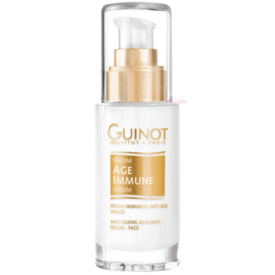 Sérum Age Immune Guinot - Sérum Immunité Anti-âge visage