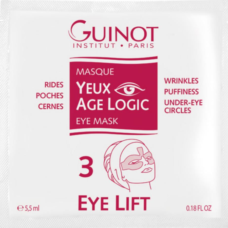 Masque Yeux Age Logic Guinot - Lissant, raffermissant, défatigant