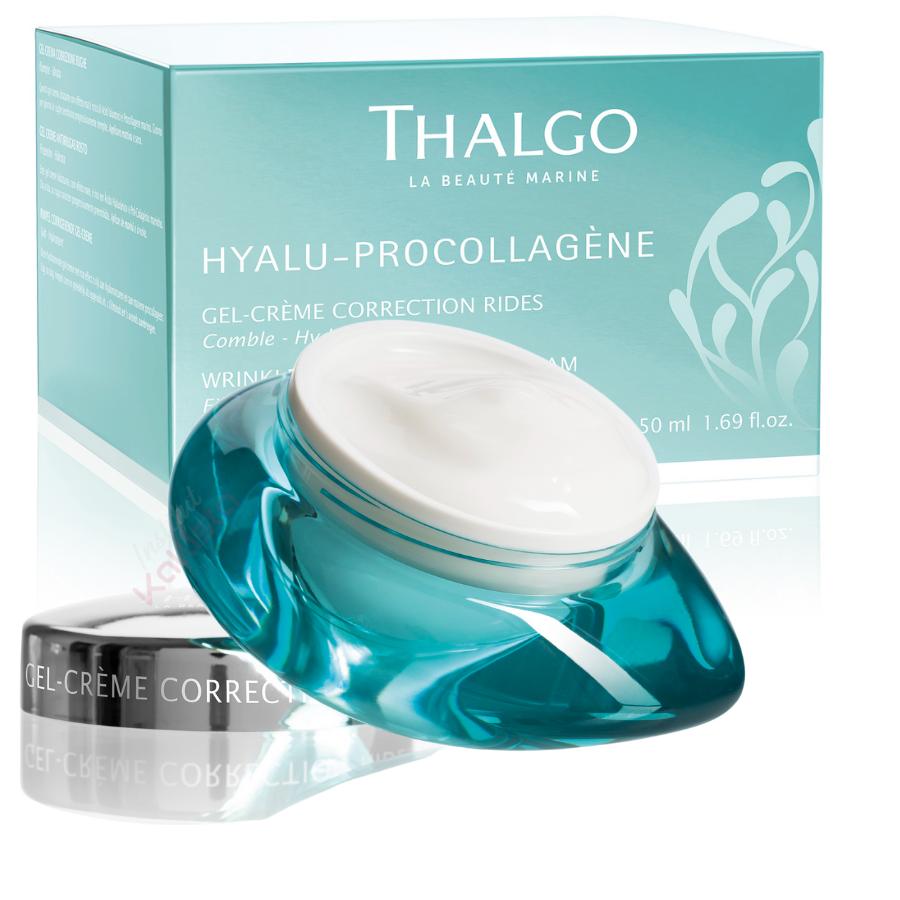 Gel-crème Correction Rides Thalgo - HYALUPROCOLLAGÈNE
