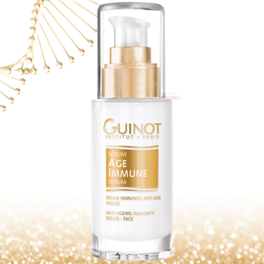 Sérum Âge Immune Guinot - Sérum Immunité Anti-âge visage