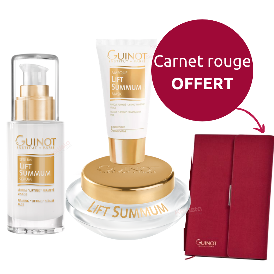 Pack Lift Summum Guinot Trio de Sérum, Crème et Masque Lift Summum