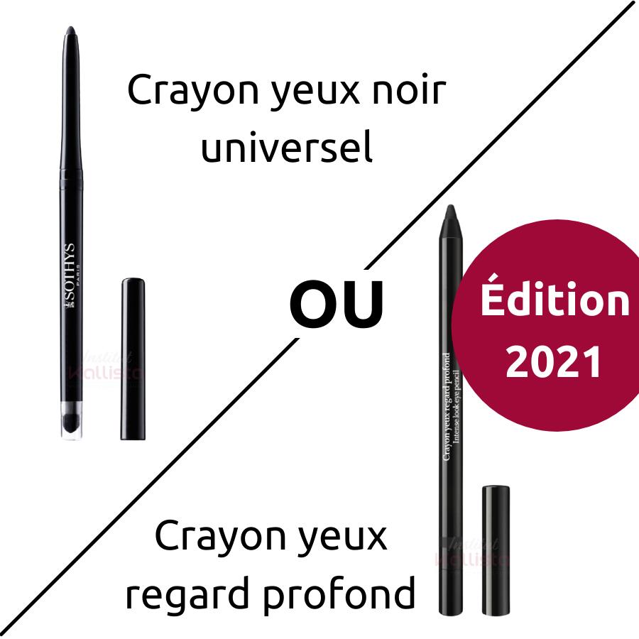 Crayon yeux Sothys - Noir, intemporel et universel