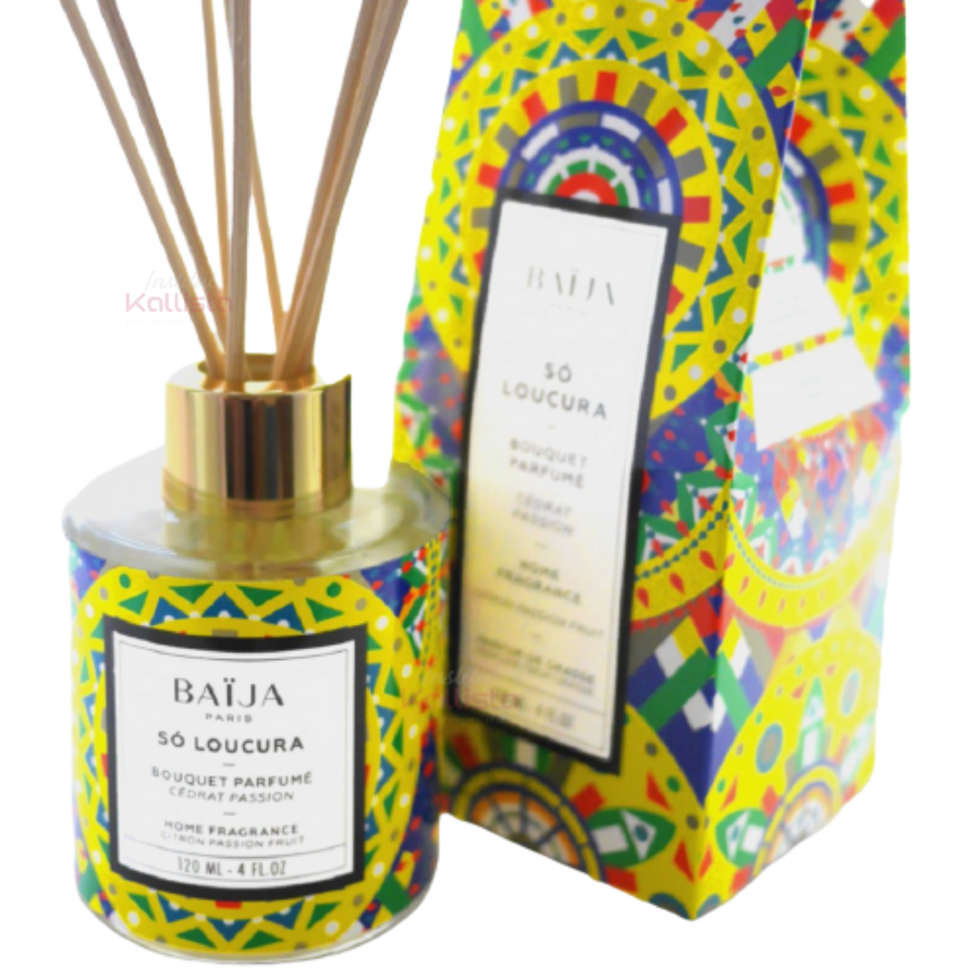 Bouquet parfumé Baija - Cédrat et Passion - So Loucura