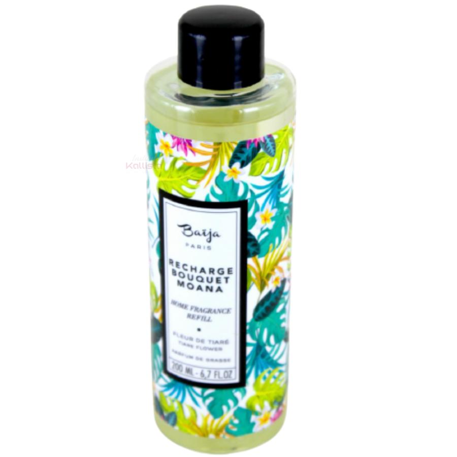 Recharge bouquet parfumé Baija - Fleur de Tiaré - Moana