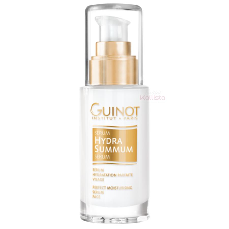 Sérum Hydra Summum Guinot - Sérum hydratation parfaite pour le visage et le cou