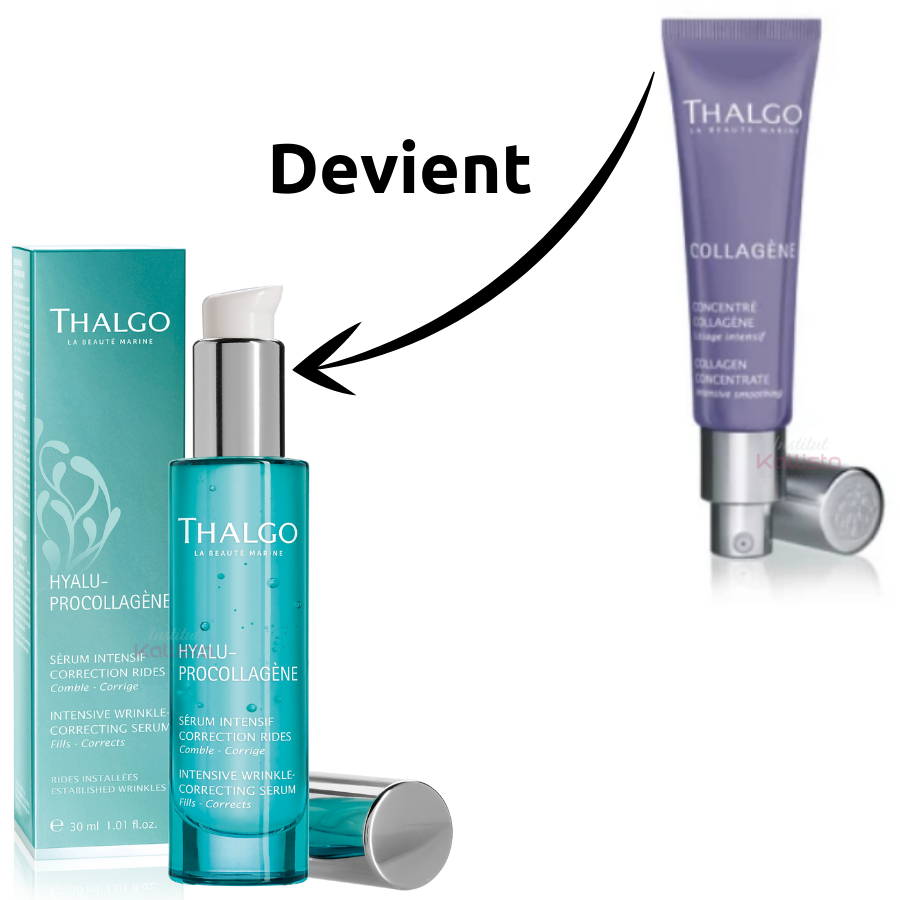 Sérum Intensif Correction Rides Thalgo - HYALUPROCOLLAGÈNE
