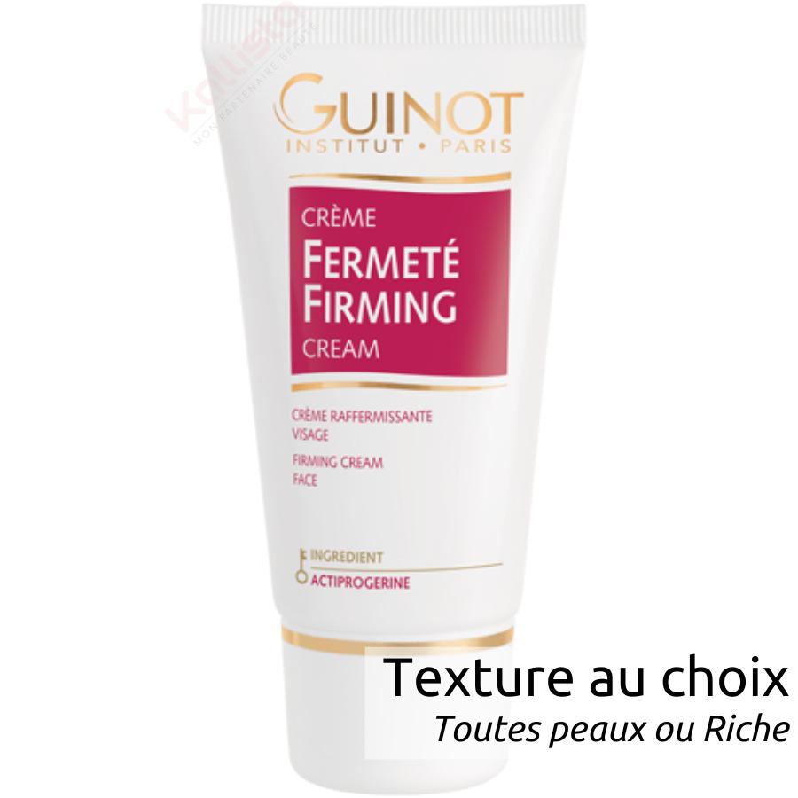 Crème fermeté Guinot - Liftante et tonifiante visage - Lift 777