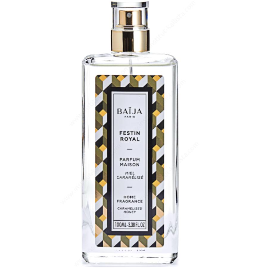 Parfum d\'intérieur Baija - Miel caramélisé - Festin Royal
