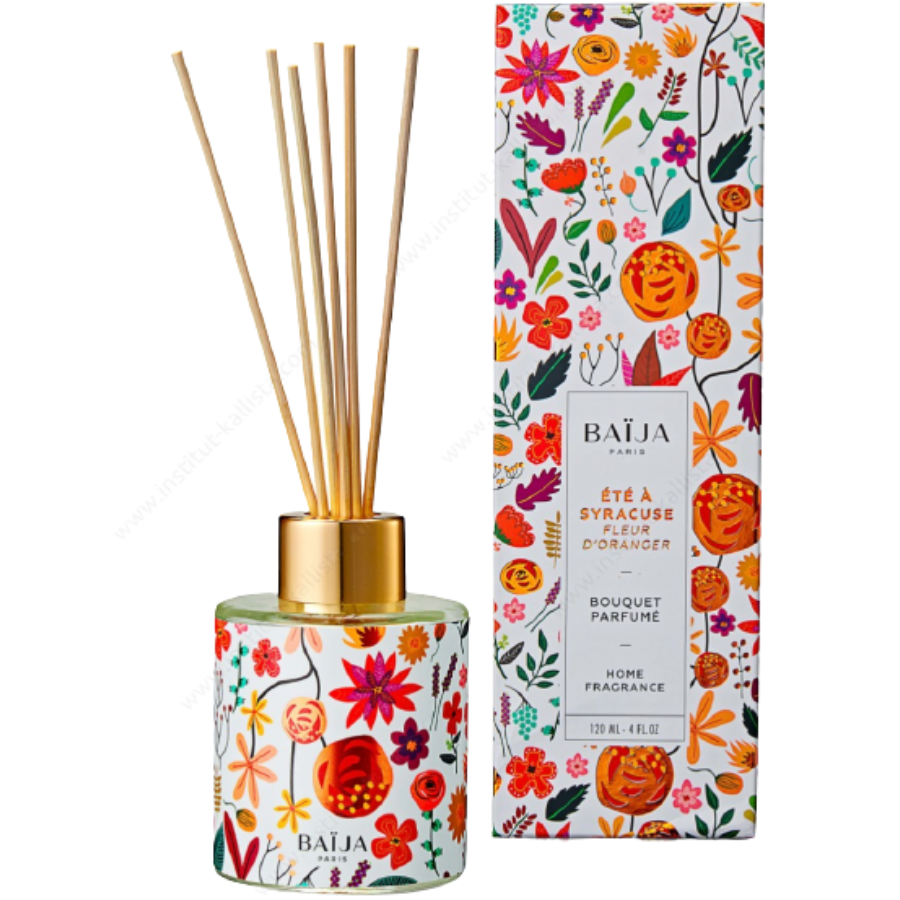 Bouquet parfumé Baija - Fleur d\'oranger - Été à Syracuse