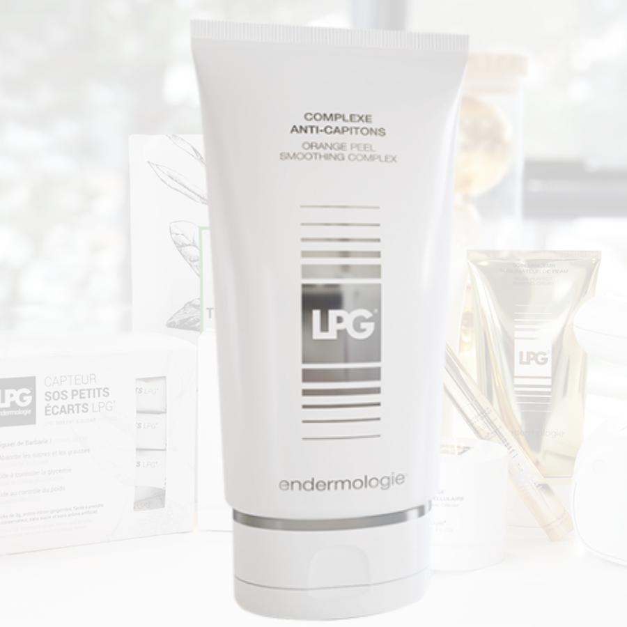 Crème LPG Anti Capitons - Complexe minceur corps déstockant et lissant