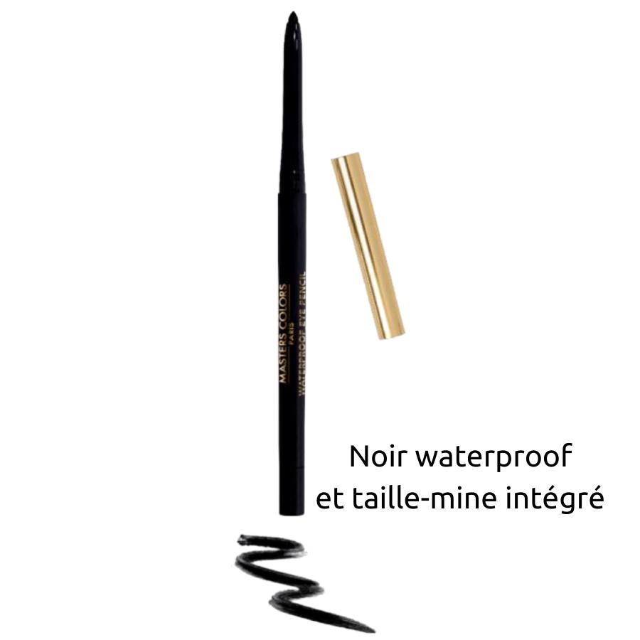 Waterproof Eye Pencil Masters Colors - Crayon yeux waterproof