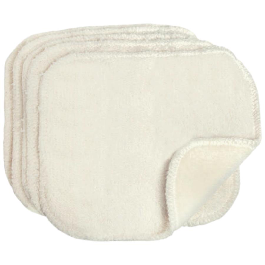 Carrés démaquillants en coton bio - Ultra doux, lavables et de qualité professionnelle