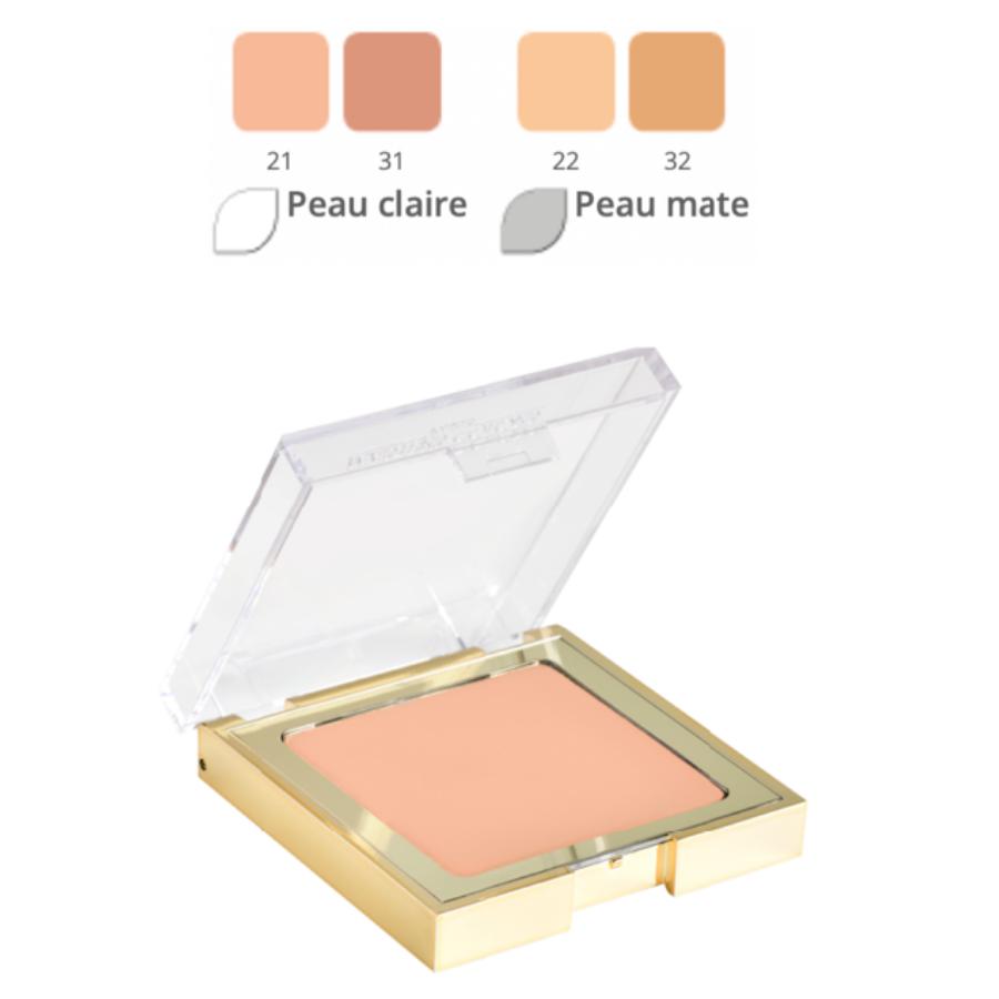 Masters Colors - Fond de teint crème/compact : Perfect finish, 4 teintes au choix