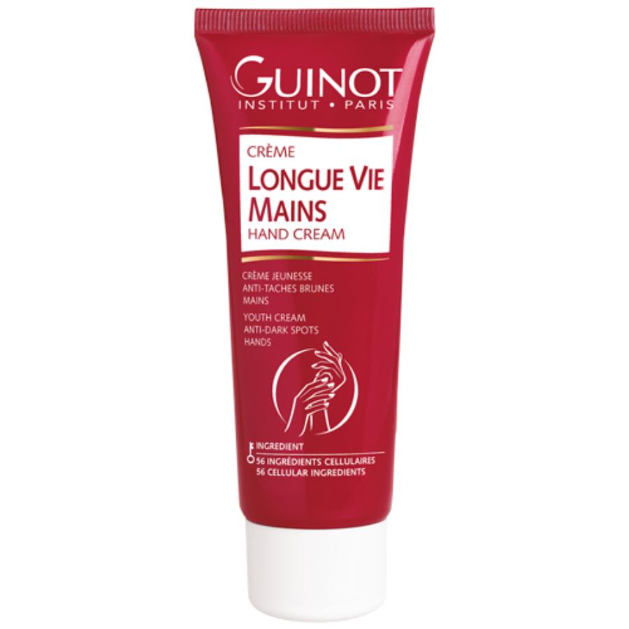 Longue Vie Mains Guinot - Crème mains régénérante et protectrice