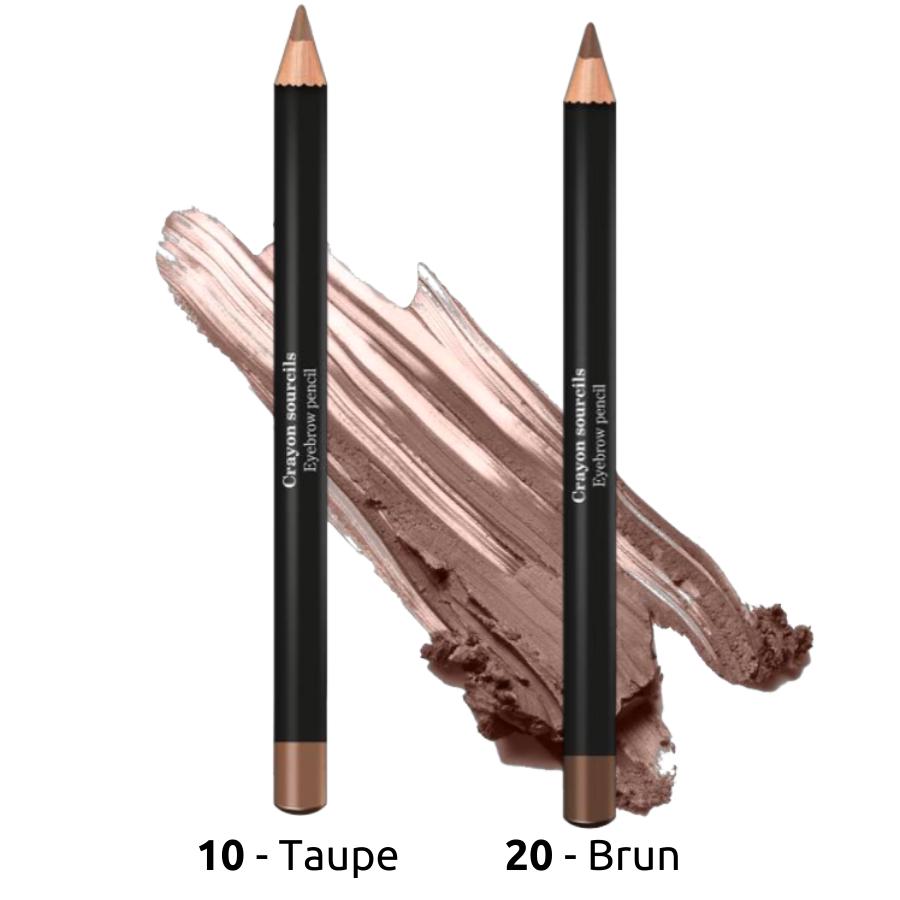 Crayon sourcils Sothys - Deux nuances au choix pour un dessin des sourcils sur-mesure