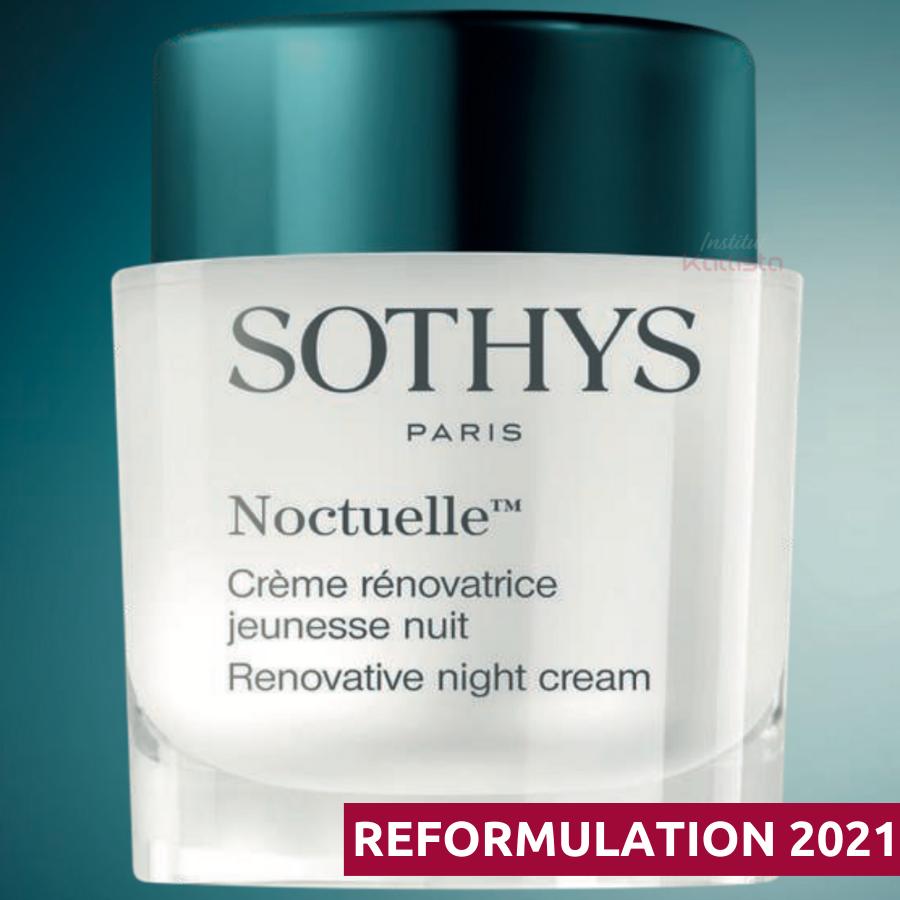 Noctuelle™ Sothys - Crème rénovatrice jeunesse nuit