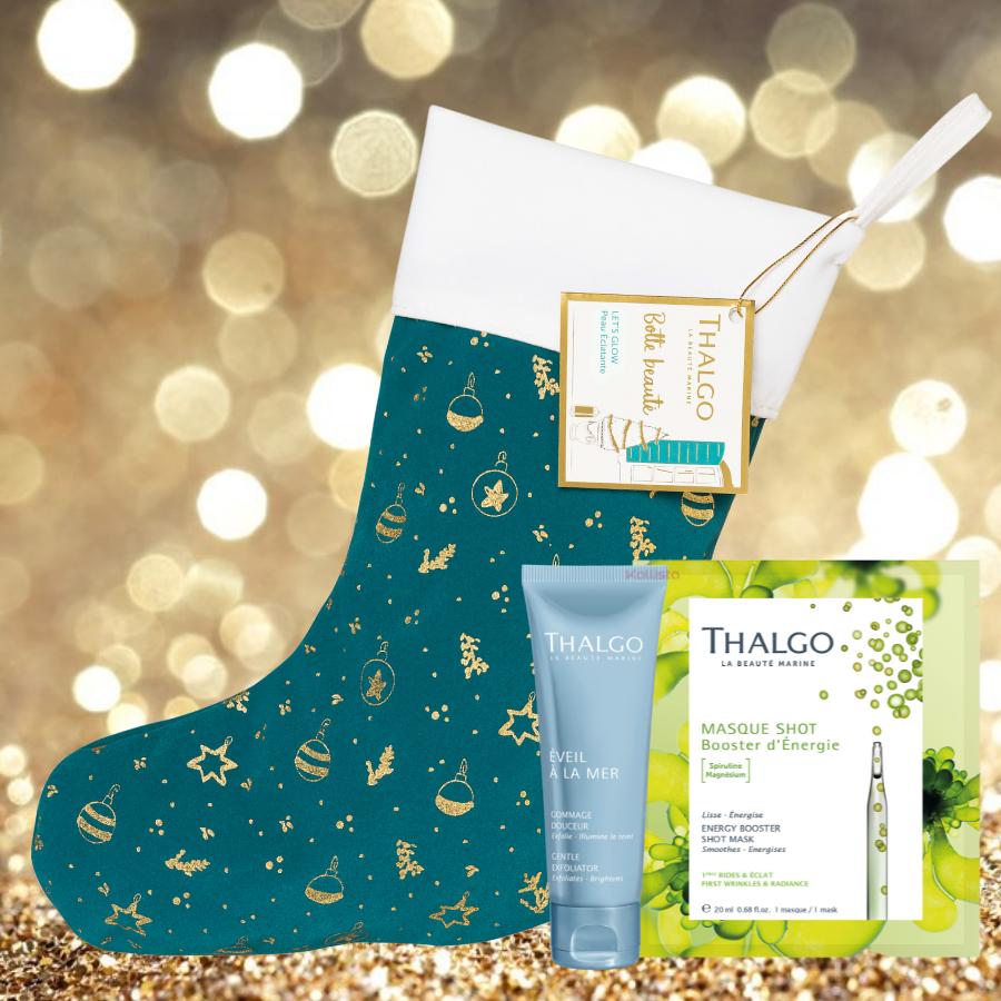 Botte de Noël - Let\'s Glow - Peaux sensibles et ternes - Thalgo