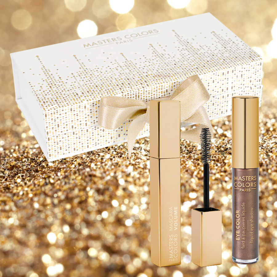 Coffret My Perfect Eyes - Mascara Volume et Eye Color - Masters Colors