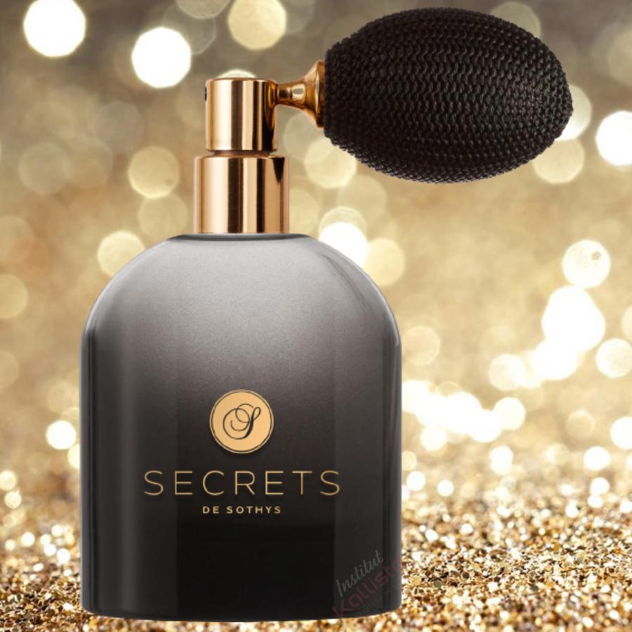 Parfum Sothys femme - Eau de Parfum Secrets de Sothys®