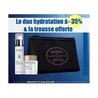 """Trousse offerte + """"Duo Hydratation"""" à -35%: [Crème ou Gel-Crème] et Sérum"""