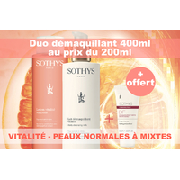 Duo VITALITE 400ml = 200ml Sothys