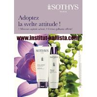 Minceur capitale Sothys : Soin minceur complet de la marque Sothys