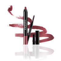 Duo smocky yeux  - Crayon contour yeux & Crayon smoky yeux - Feutrine prune n°20