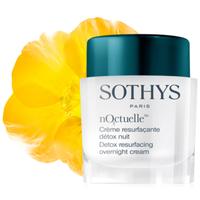 Noctuelle™ Sothys - Nouvelle formule : Resurfaçante et détox nuit
