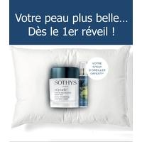 Noctuelle™ Sothys - Nouvelle formule : Resurfaçante&détox nuit + Spray d'oreiller OFFERT