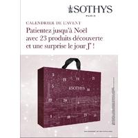 Calendrier de l'Avent: 24 surprises Sothys