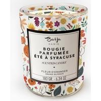 Bougie parfumée Baija - Fleur d'oranger - Été à Syracuse