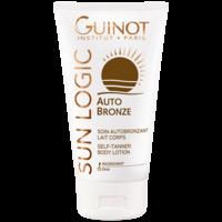 Auto Bronze Guinot - Lait autobronzant corps - Sun Logic