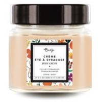 Crème hydratante corps Baija -Fleur d'oranger- Été à Syracuse