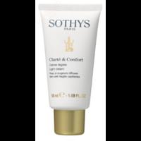 Crème légère apaisante - Clarté et Confort Sothys : peaux normales à mixtes