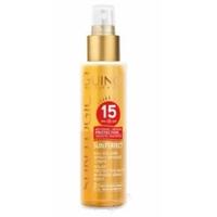 Sun Perfect Eau solaire spray biphasé corps FPS15