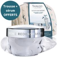 Crème redensifiante Thalgo - Exception marine : 2 textures au choix