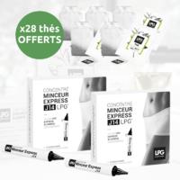 Box cure 28 jours LPG : concentré minceur et thés minceur bio offerts