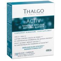 Activ Minceur Brûleur Thalgo : lutter contre l'excès de poids - Nutri-cosmétique