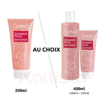 Gommage corps Guinot - Gommage Facile à grains